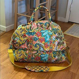 Vera Bradley travel bag. Large.